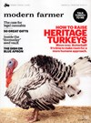 Modern Farmer Magazine | 12/1/2016 Cover