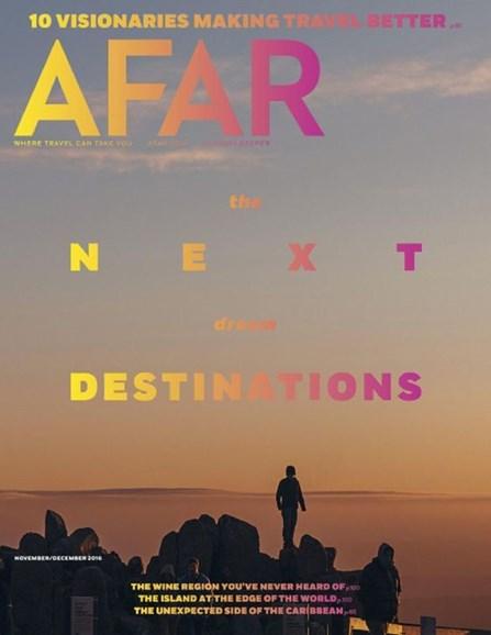 AFAR Cover - 11/1/2016
