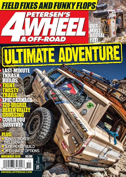4 Wheel & Off-Road Cover - 11/1/2016