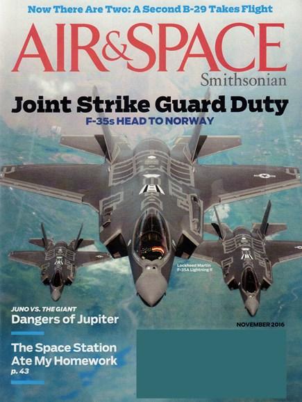 Air & Space Cover - 11/1/2016