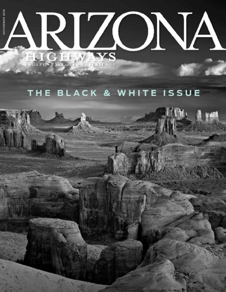 Arizona Highways Cover - 11/1/2016