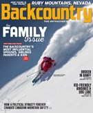 Backcountry Magazine 11/1/2016