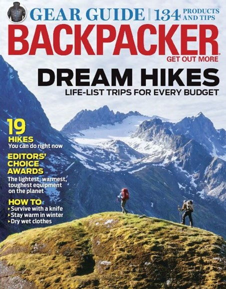 Backpacker Cover - 11/1/2016