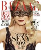 Harper's Bazaar Magazine 11/1/2016
