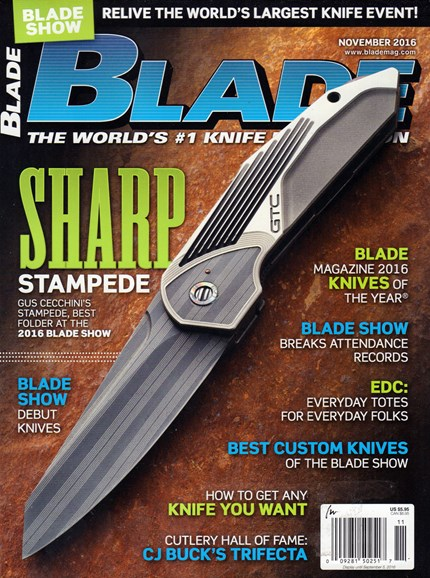 Blade Cover - 11/1/2016