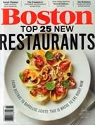 Boston Magazine 11/1/2016