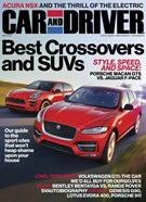 Car And Driver Magazine 11/1/2016