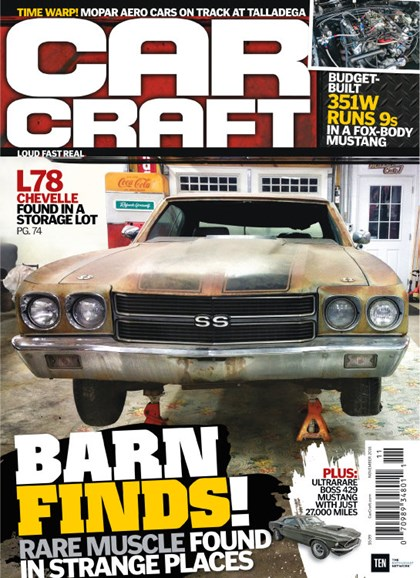 Car Craft Cover - 11/1/2016