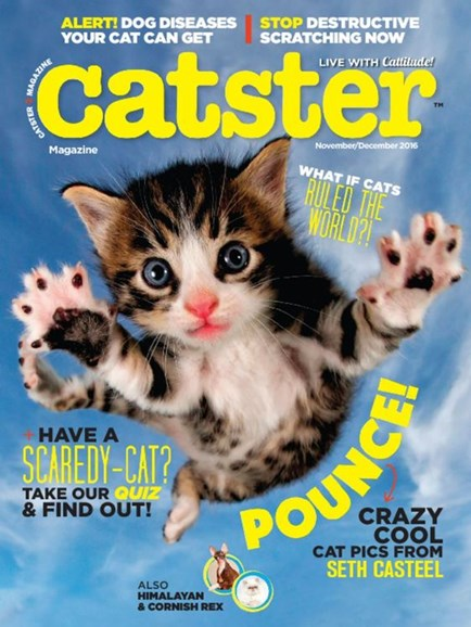 Catster Cover - 11/1/2016