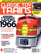 Classic Toy Trains Magazine 11/1/2016
