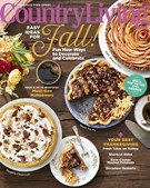 Country Living Magazine 11/1/2016