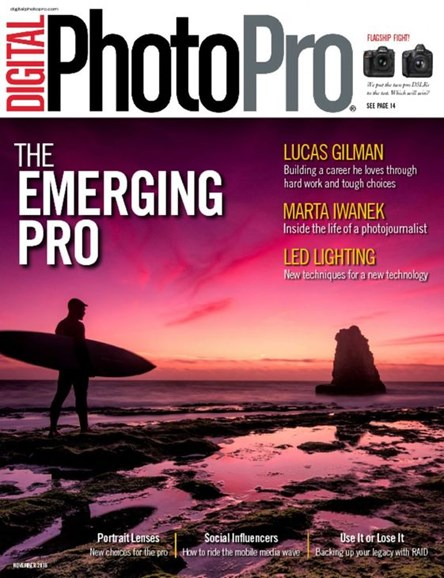 Digital Photo Pro Cover - 11/1/2016