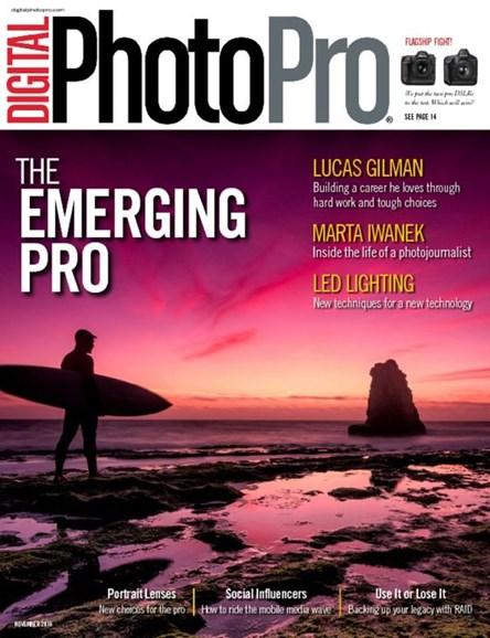 Digital Photo Pro Cover - 11/1/2016