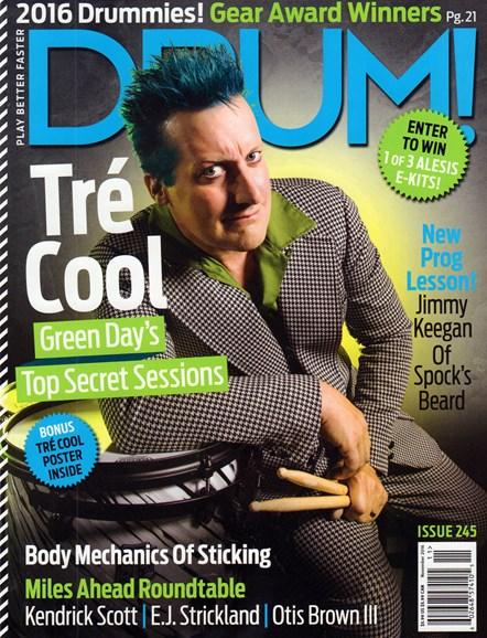 Drum! Cover - 11/1/2016
