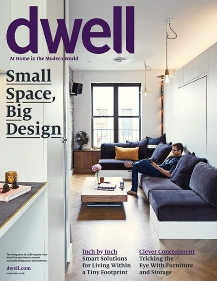 Dwell Cover - 11/1/2016