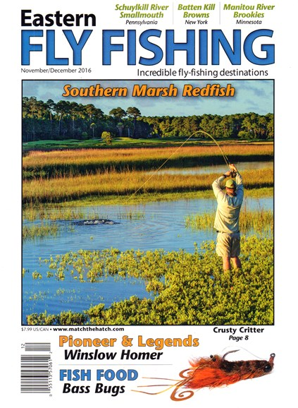 Eastern Fly Fishing Cover - 11/1/2016