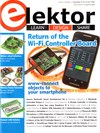 Elektor Magazine | 11/1/2016 Cover