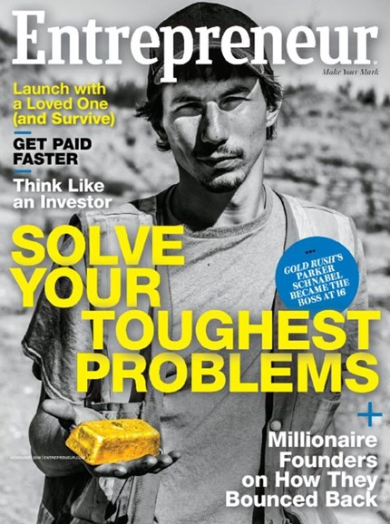 Entrepreneur Cover - 11/1/2016