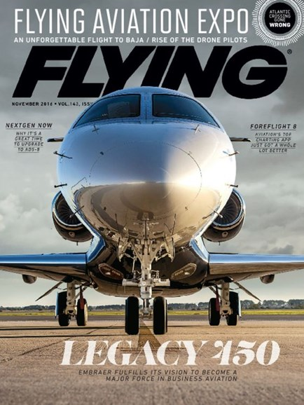 Flying Cover - 11/1/2016