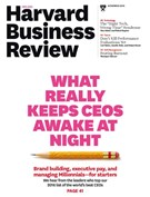 Harvard Business Review Magazine 11/1/2016