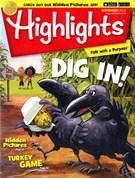 Highlights Magazine 11/1/2016