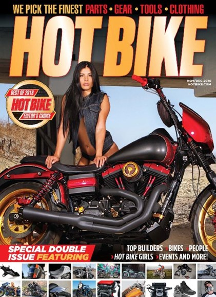 Hot Bike Cover - 11/1/2016
