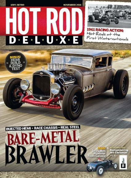 Hot Rod Deluxe Cover - 11/1/2016