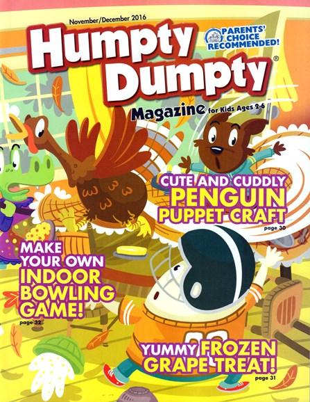 Humpty Dumpty Cover - 11/1/2016