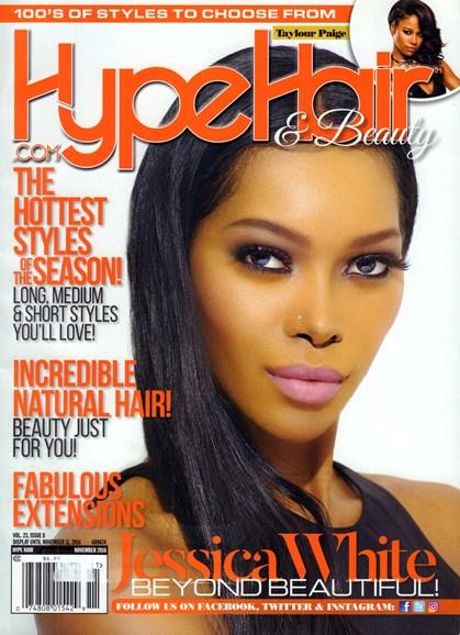Hype Hair Cover - 11/1/2016