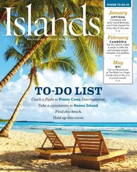 Islands Magazine   11/1/2016 Cover