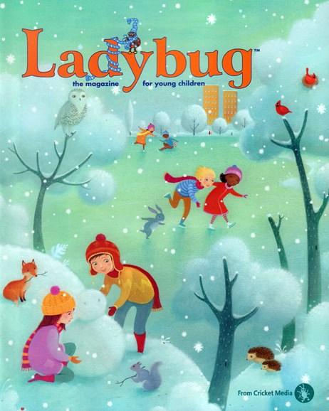Ladybug Cover - 11/1/2016