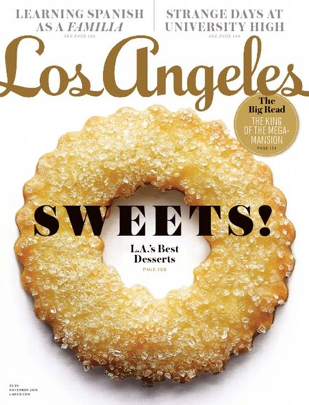 Los Angeles Cover - 11/1/2016