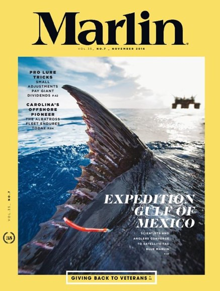 Marlin Cover - 11/1/2016