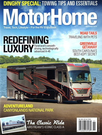 MotorHome Cover - 11/1/2016