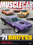 Muscle Car Review Magazine 11/1/2016