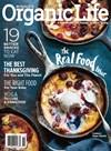 Organic Life Magazine | 11/1/2016 Cover