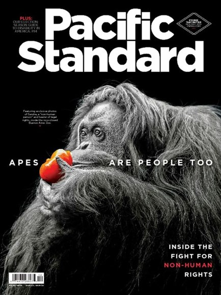 Pacific Standard Cover - 11/1/2016