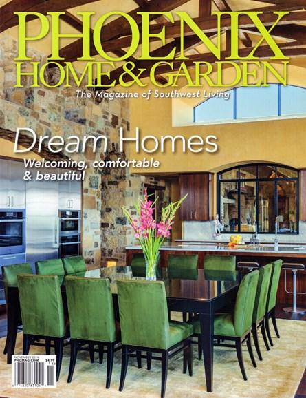 Phoenix Home & Garden Cover - 11/1/2016