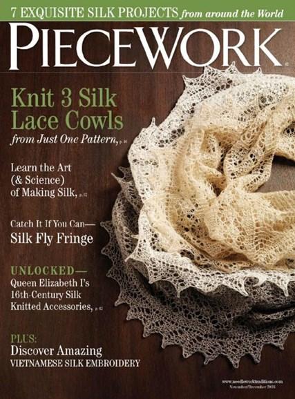 Piecework Cover - 11/1/2016