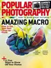 Popular Photography Magazine   11/1/2016 Cover