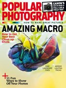 Popular Photography Magazine 11/1/2016