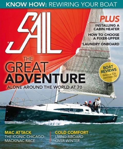 Sail Cover - 11/1/2016