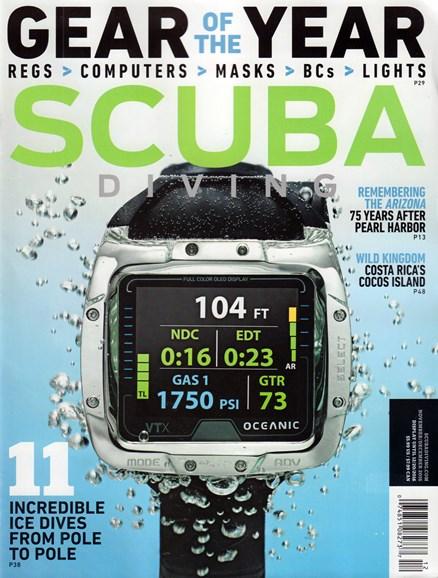 Scuba Diving Cover - 11/1/2016