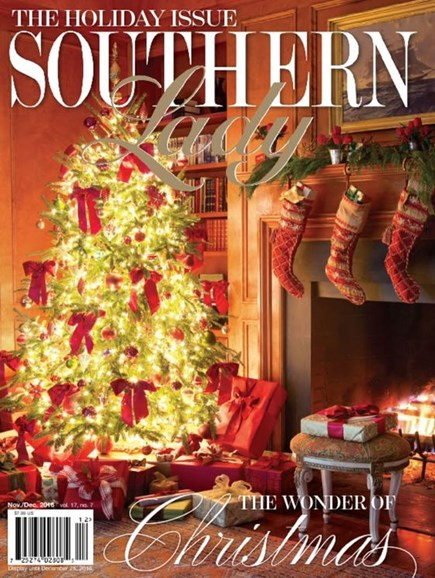 Southern Lady Cover - 11/1/2016