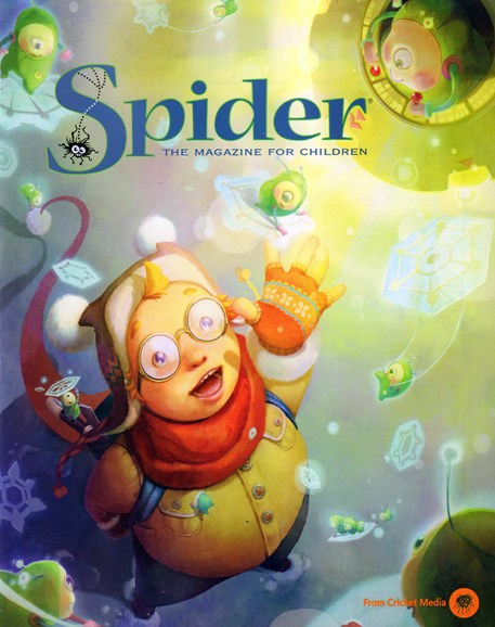 Spider Cover - 11/1/2016