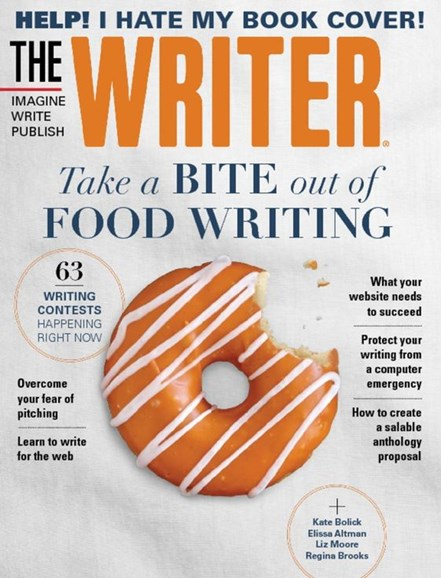 The Writer Cover - 11/1/2016