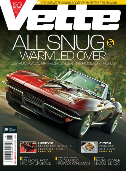 Vette Cover - 11/1/2016