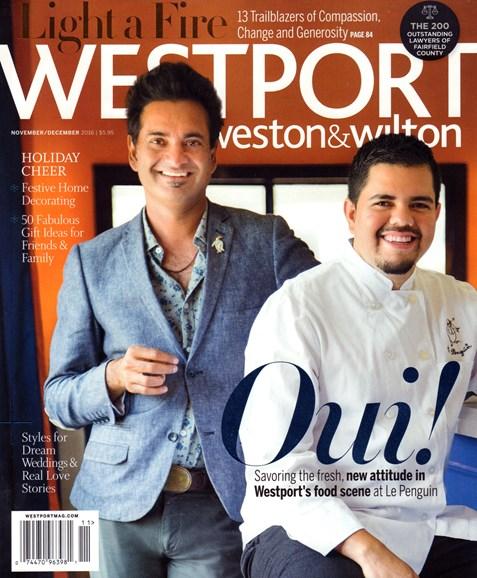 Westport Cover - 11/1/2016