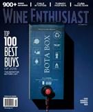 Wine Enthusiast Magazine 11/1/2016