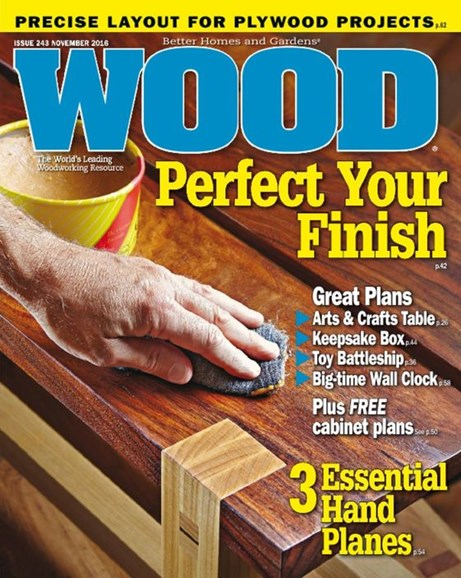 Wood Cover - 11/1/2016